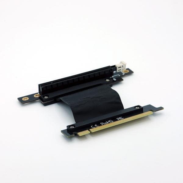 Flexible PCIe Riser